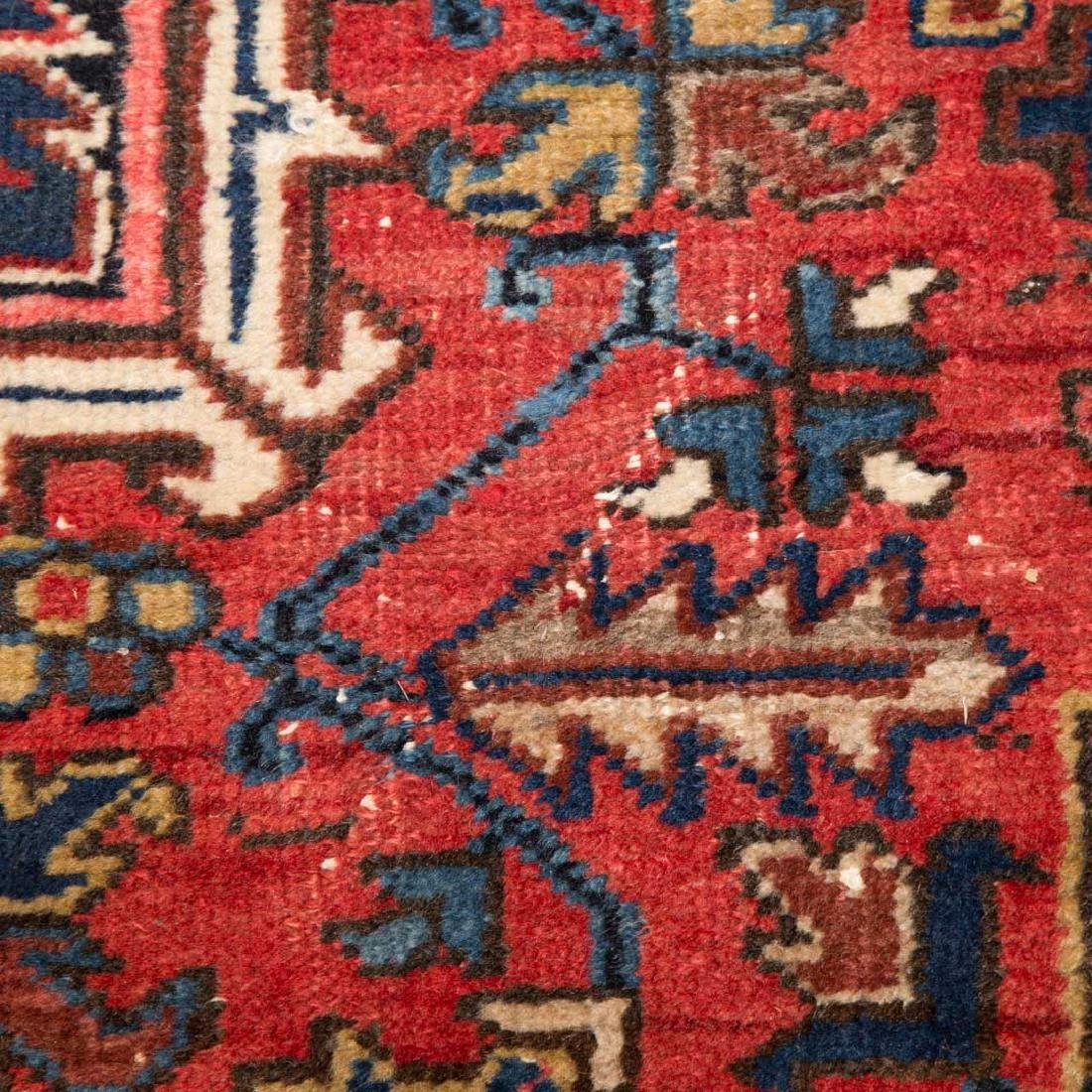 Persian Herez rug, approx. 6.7 x 8.8 - 4