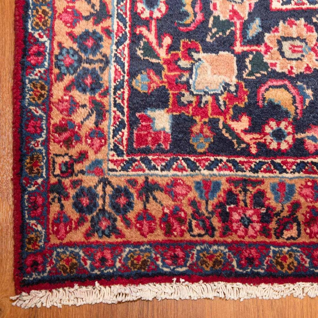 Persian Meshed rug, approx. 8.1 x 11 - 2