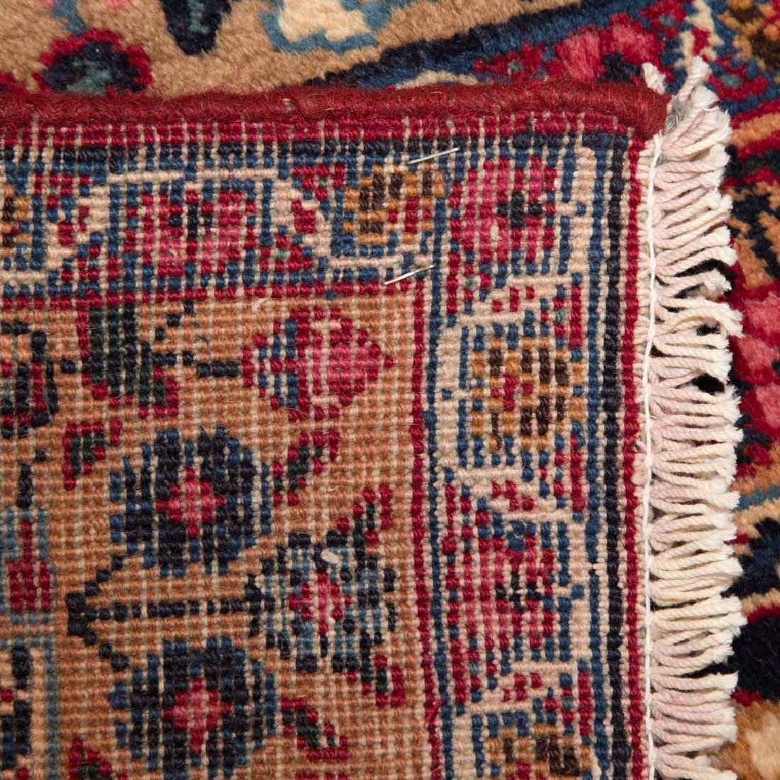 Persian Meshed rug, approx. 8.1 x 11 - 3