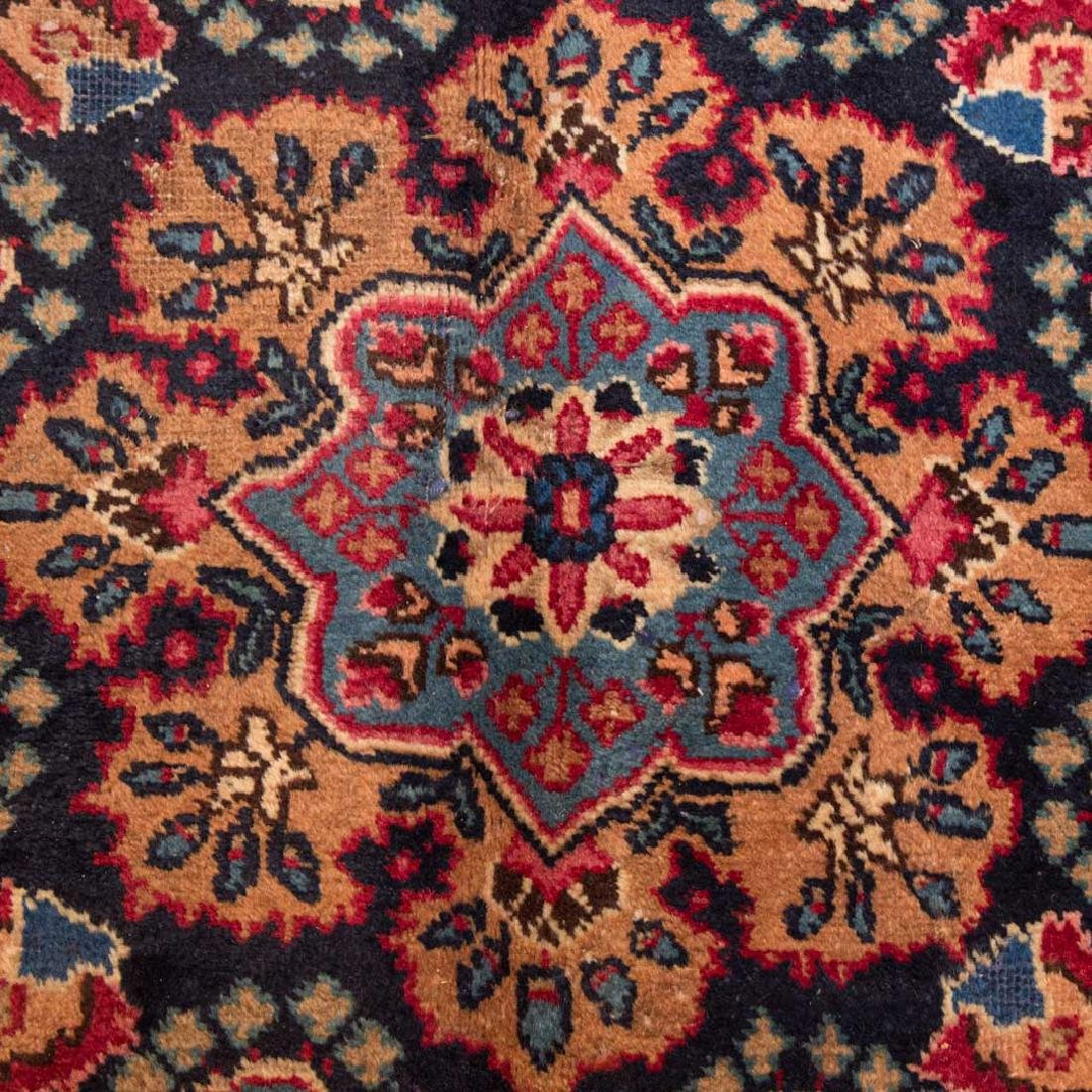 Persian Meshed rug, approx. 8.1 x 11 - 4