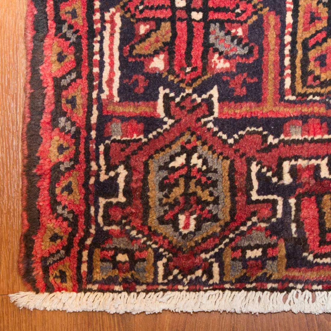 Persian Herez rug, approx. 7.4 x 9.9 - 2