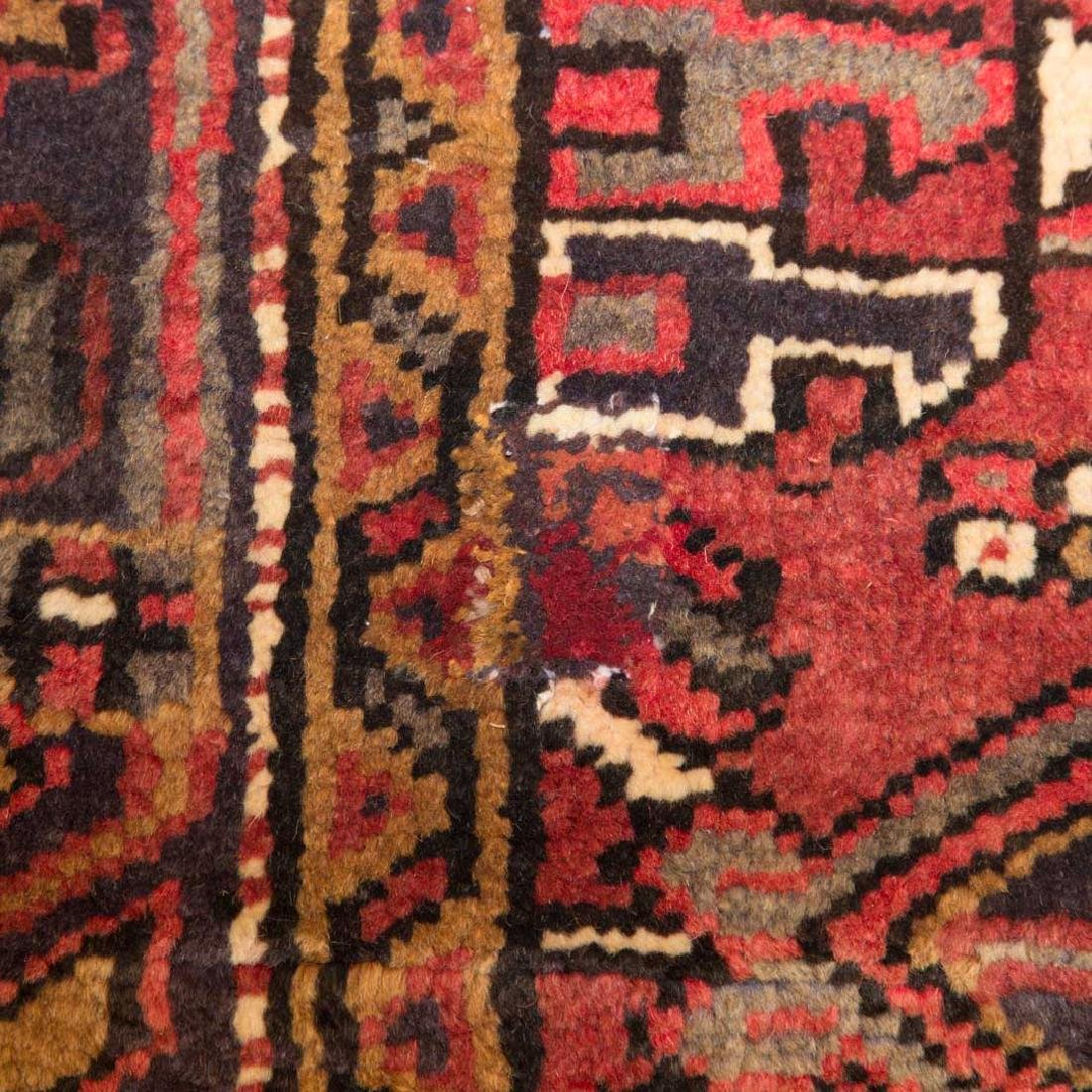 Persian Herez rug, approx. 7.4 x 9.9 - 4