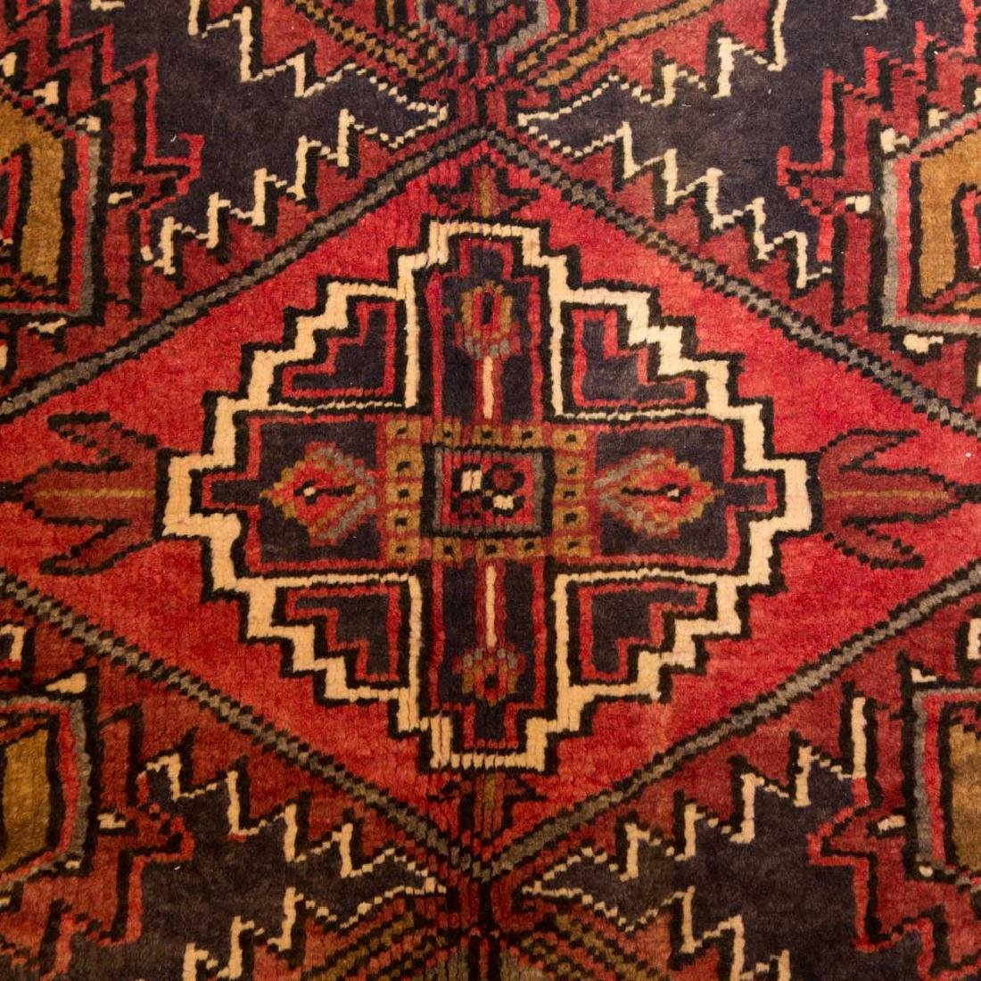 Persian Herez rug, approx. 7.4 x 9.9 - 5