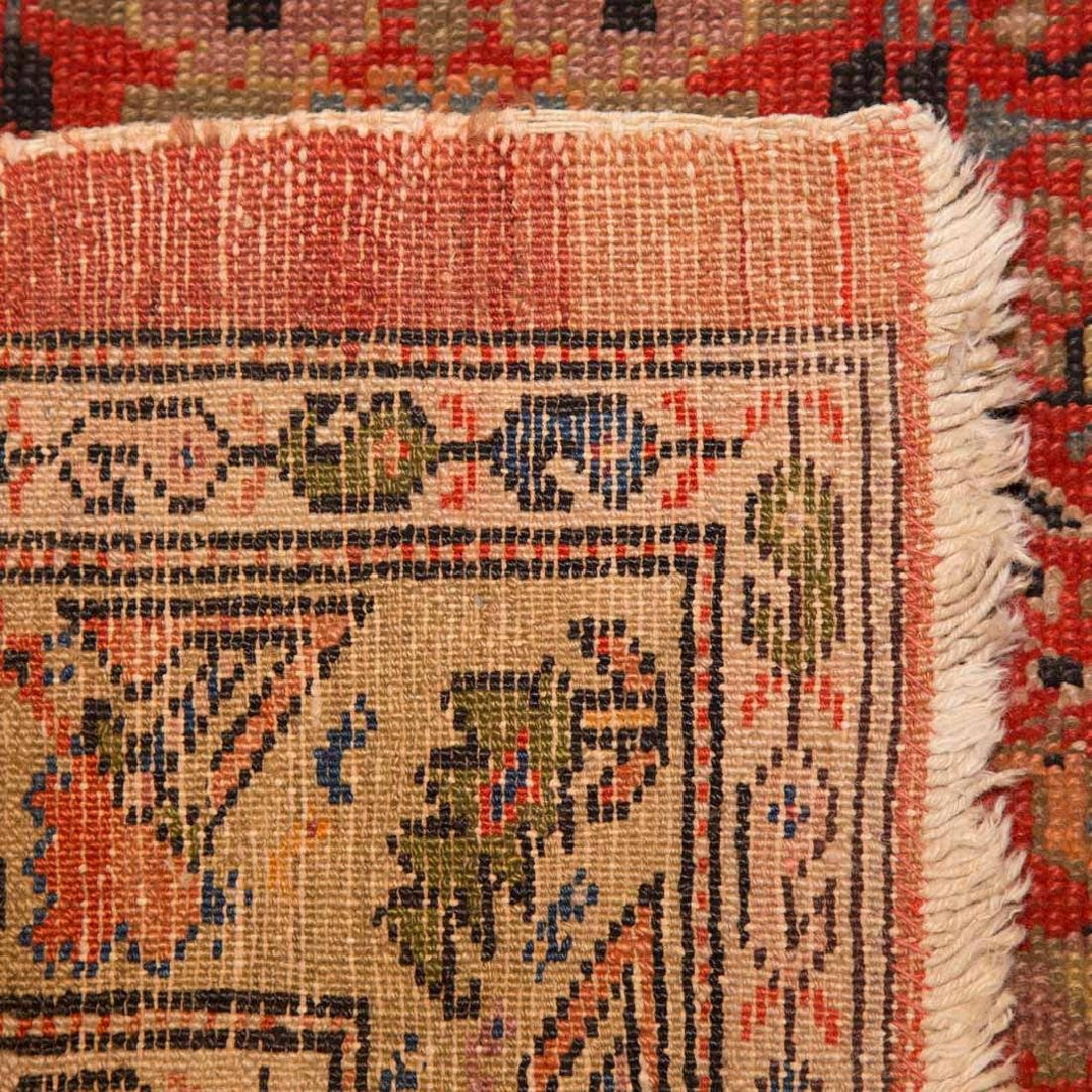 Antique Malayer rug, approx. 4 x 6.10 - 3