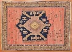 Persian Afshar rug approx 54 x 74