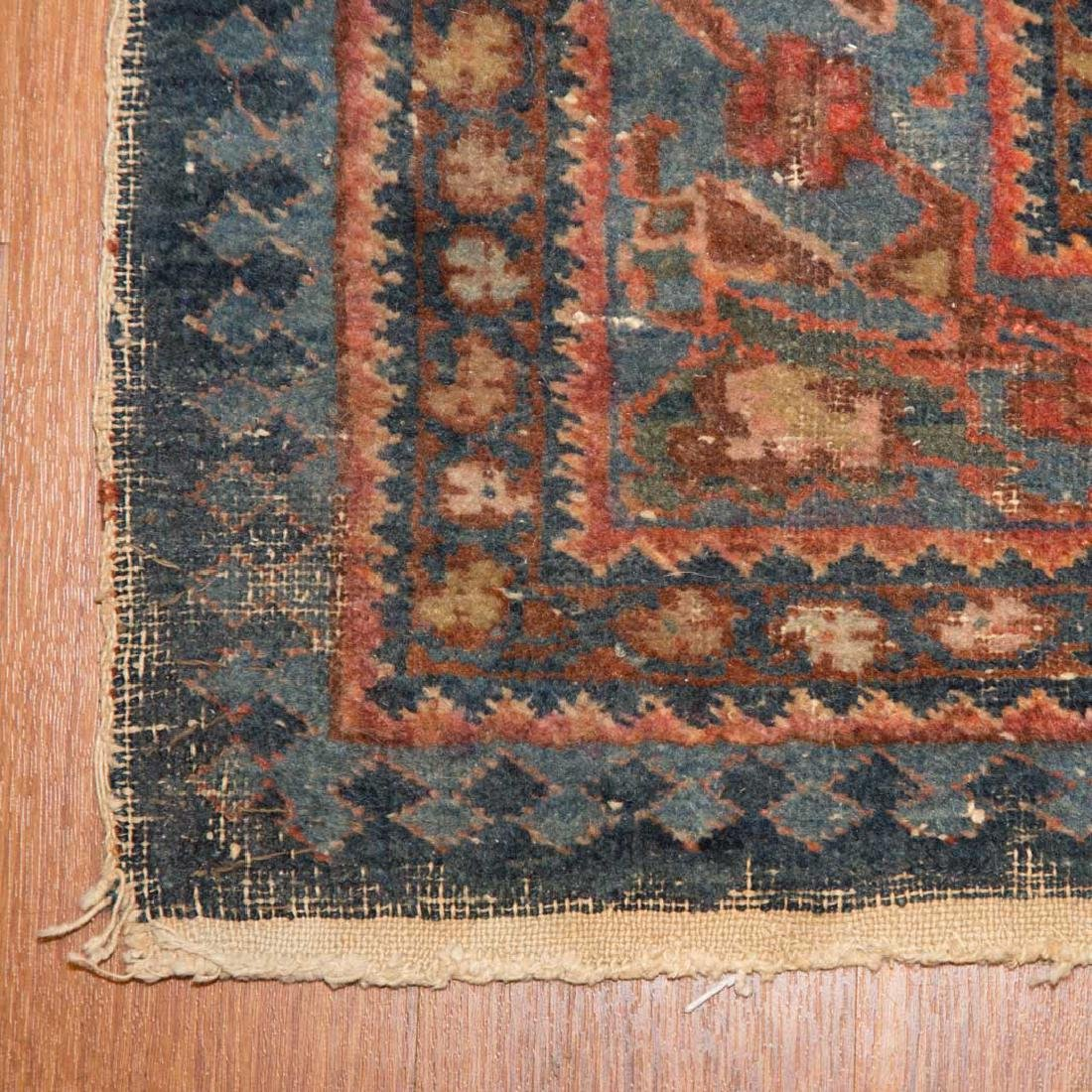 Two Persian Hamadan rugs, Iran, circa 1940 - 2