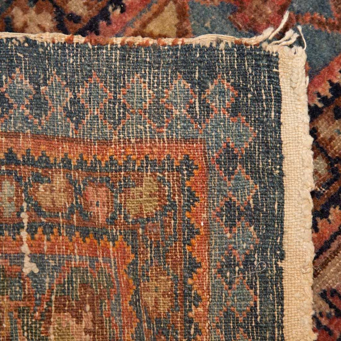 Two Persian Hamadan rugs, Iran, circa 1940 - 3