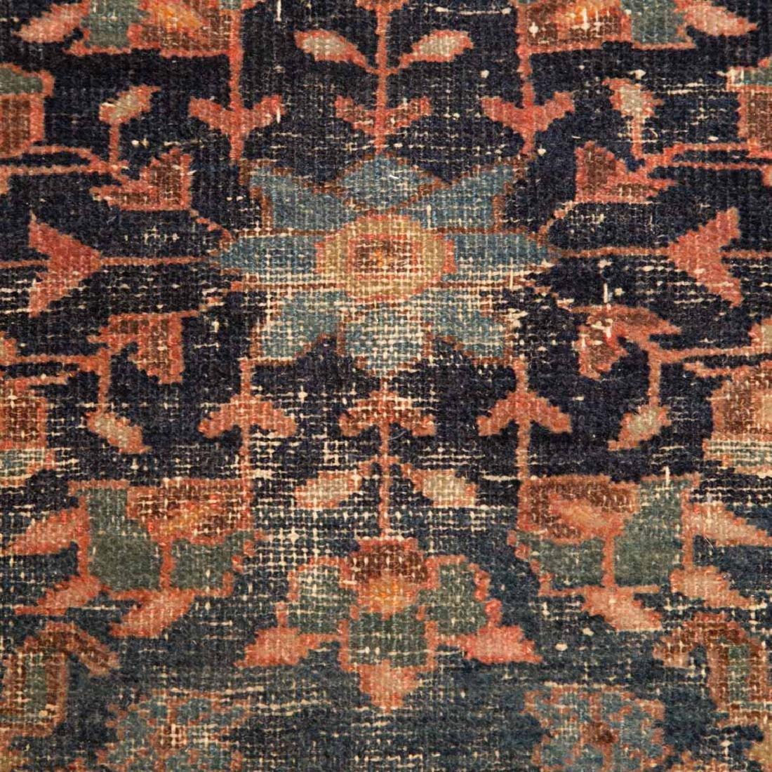 Two Persian Hamadan rugs, Iran, circa 1940 - 4