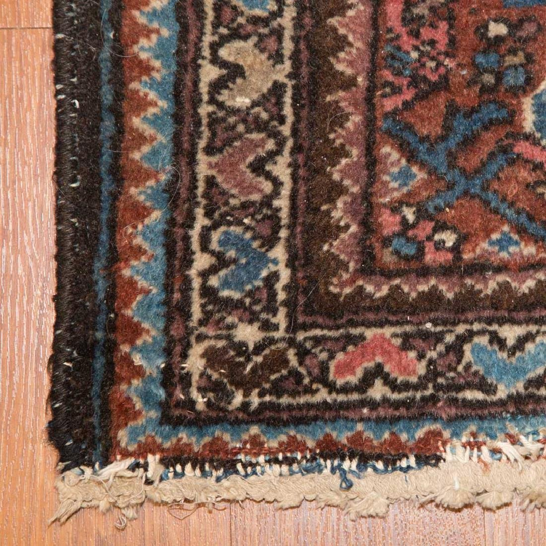 Two Persian Hamadan rugs, Iran, circa 1940 - 5