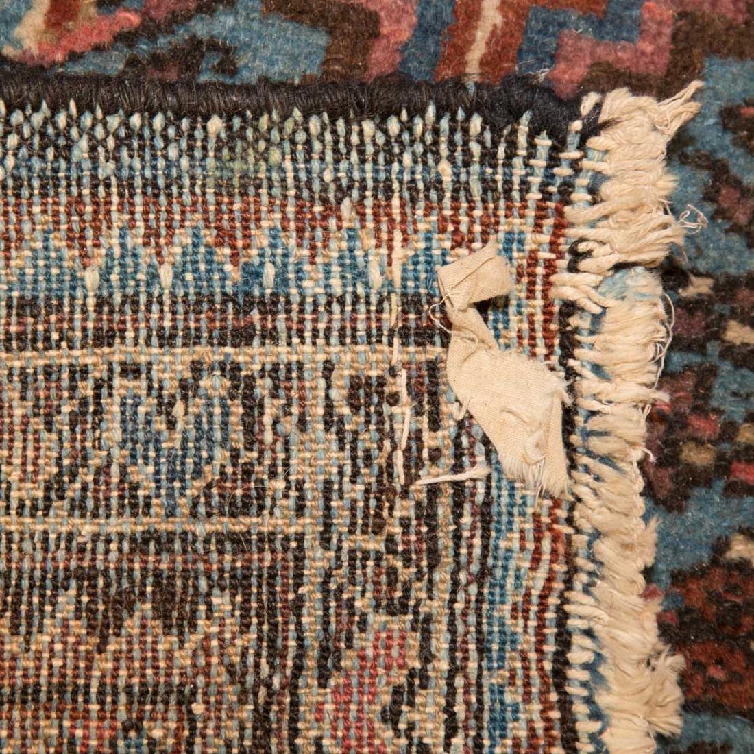 Two Persian Hamadan rugs, Iran, circa 1940 - 6