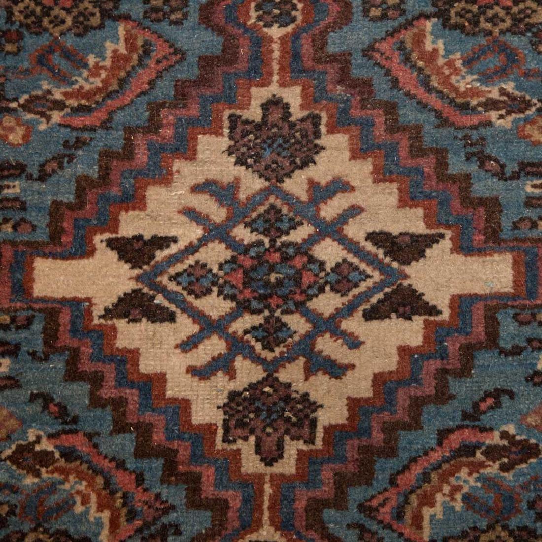Two Persian Hamadan rugs, Iran, circa 1940 - 7