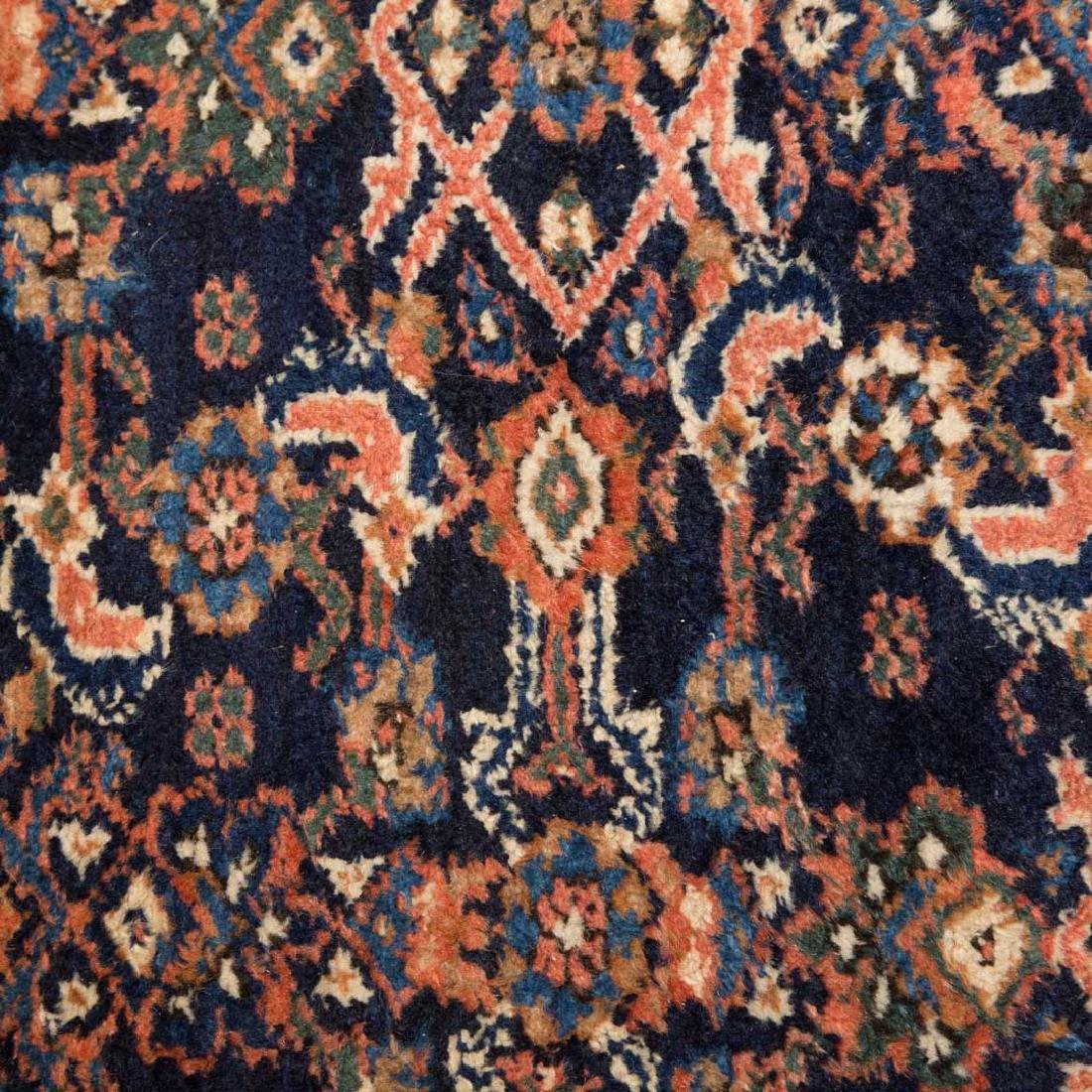 Northwest Persian rug, approx. 3.7 x 7 - 4