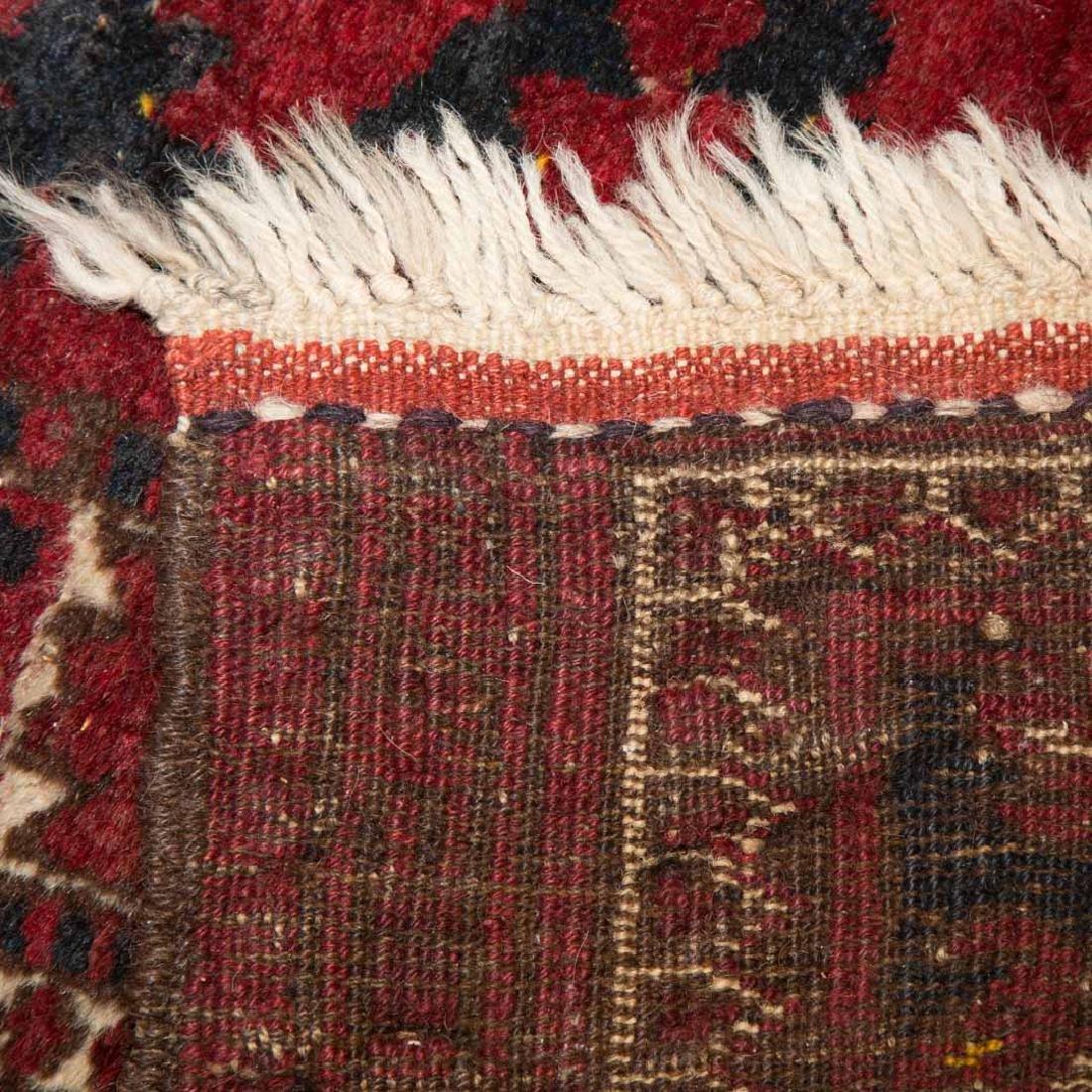 Two Afghani tribal rugs, Afghanistan, circa 1960 - 3