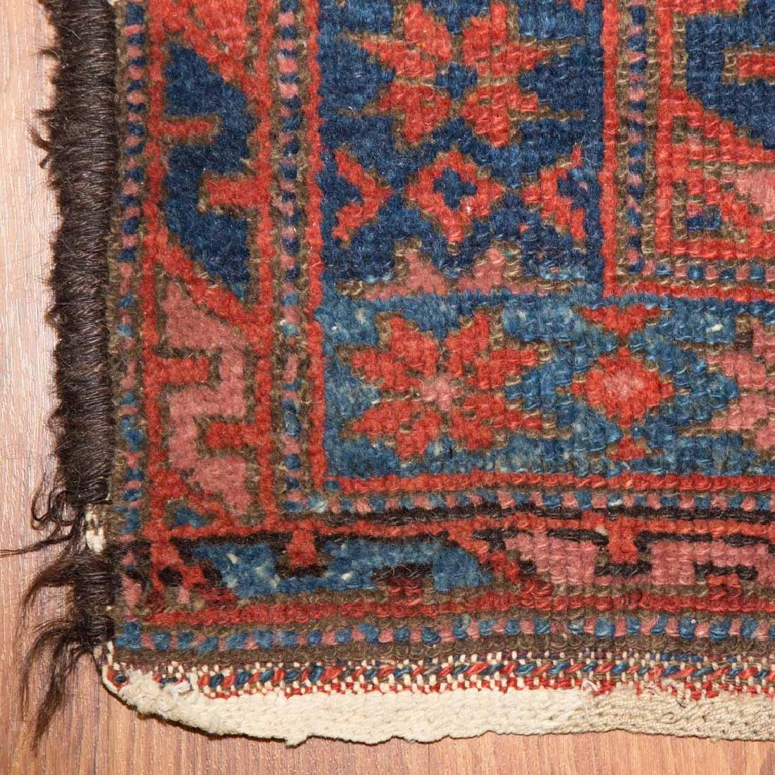 Antique Hamadan rug, approx. 3.10 x 6 - 2