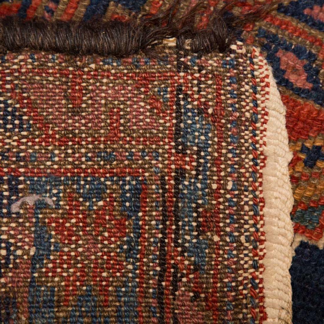 Antique Hamadan rug, approx. 3.10 x 6 - 3