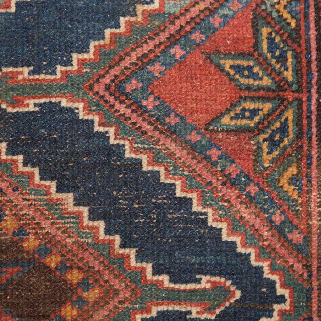 Antique Hamadan rug, approx. 3.10 x 6 - 4