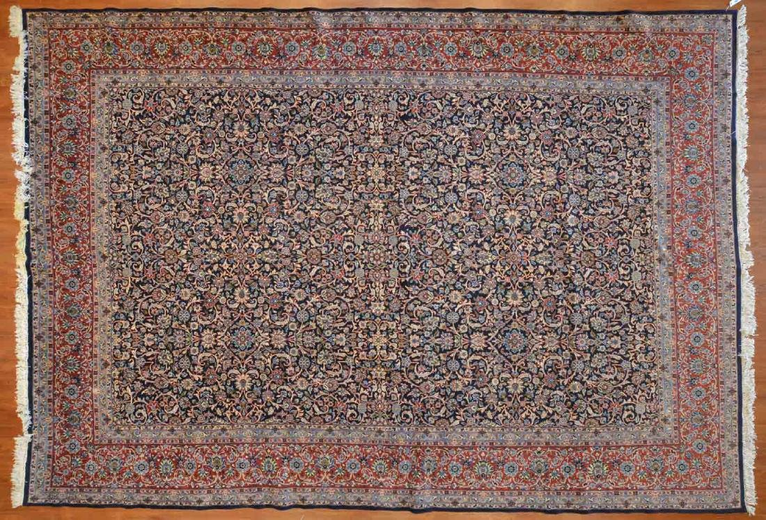 Persian Kerman carpet, approx. 11.6 x 16.4