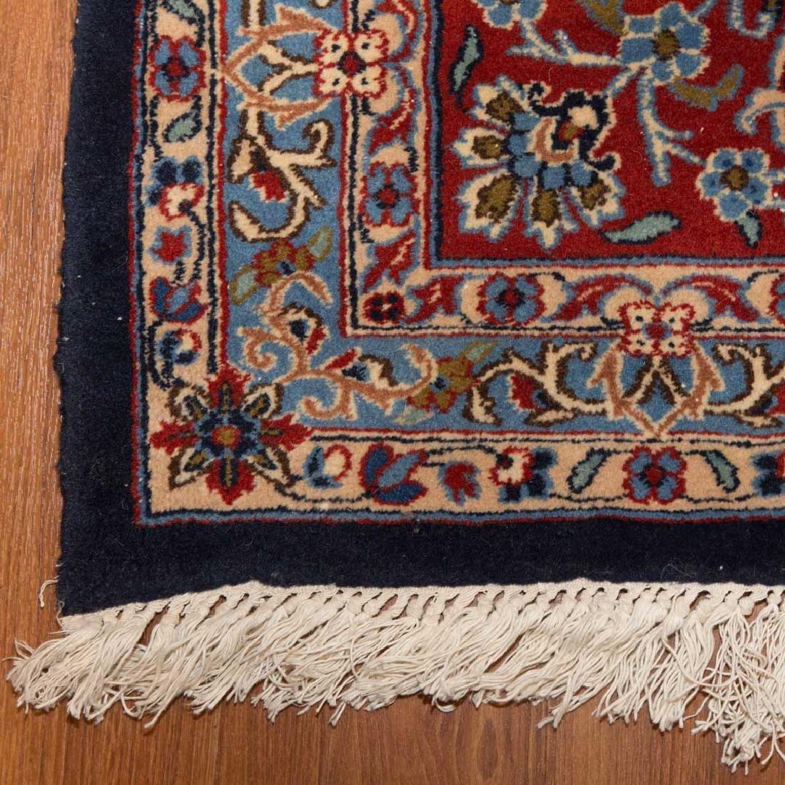Persian Kerman carpet, approx. 11.6 x 16.4 - 2