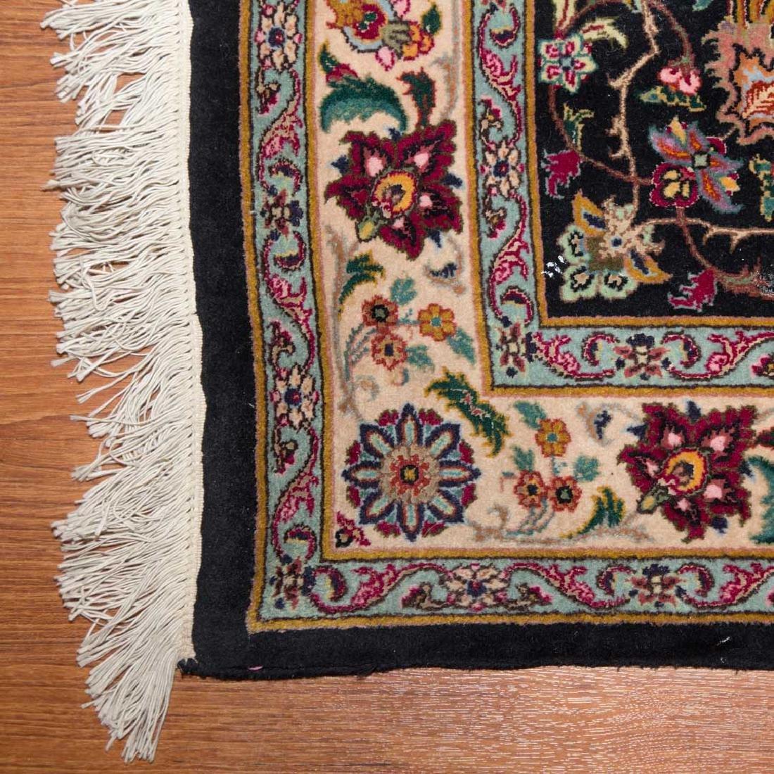 Fine Persian Tabriz carpet, approx. 11.4 x 16.4 - 2