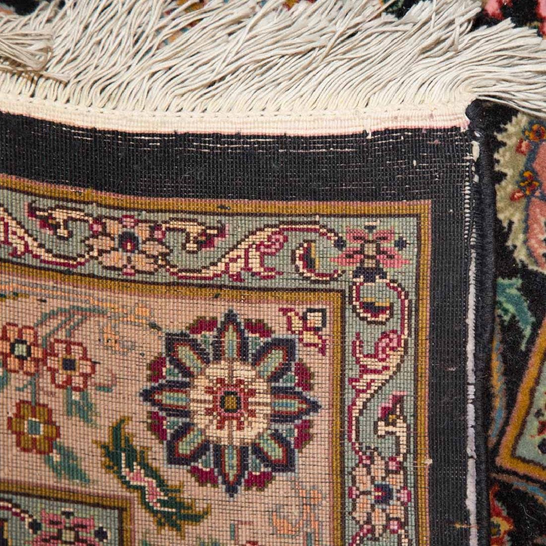 Fine Persian Tabriz carpet, approx. 11.4 x 16.4 - 3