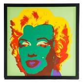 After Andy Warhol Marilyn Monroe 1128