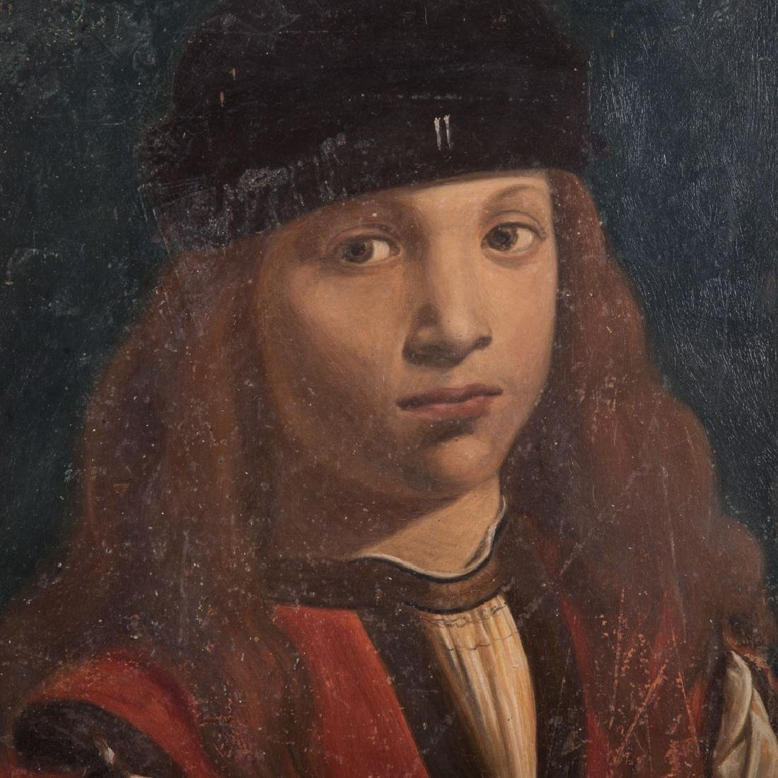 After G.A. Boltraffio. Portrait of a Youth, oil - 2