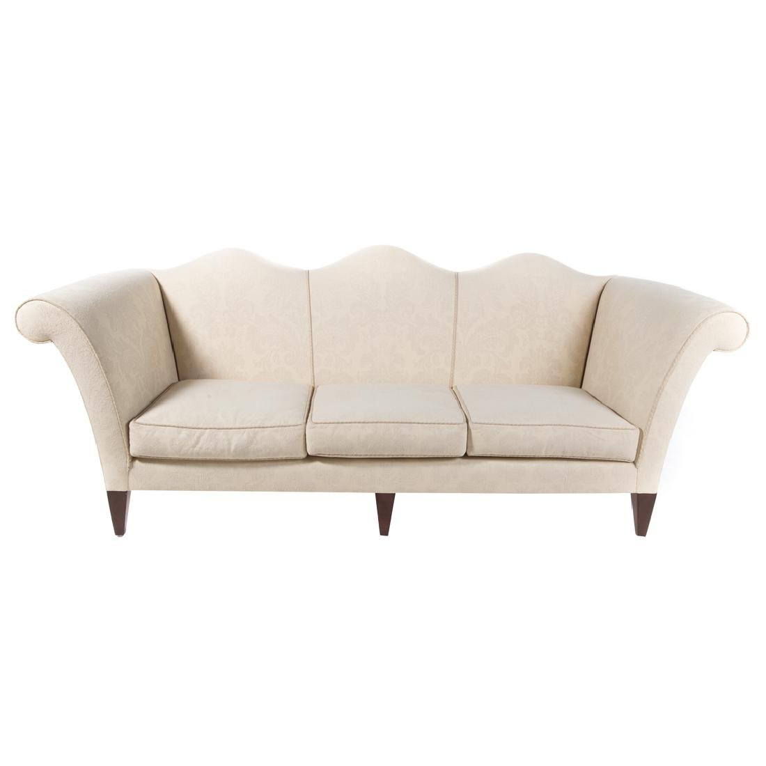 Donghia Contemporary upholstered sofa