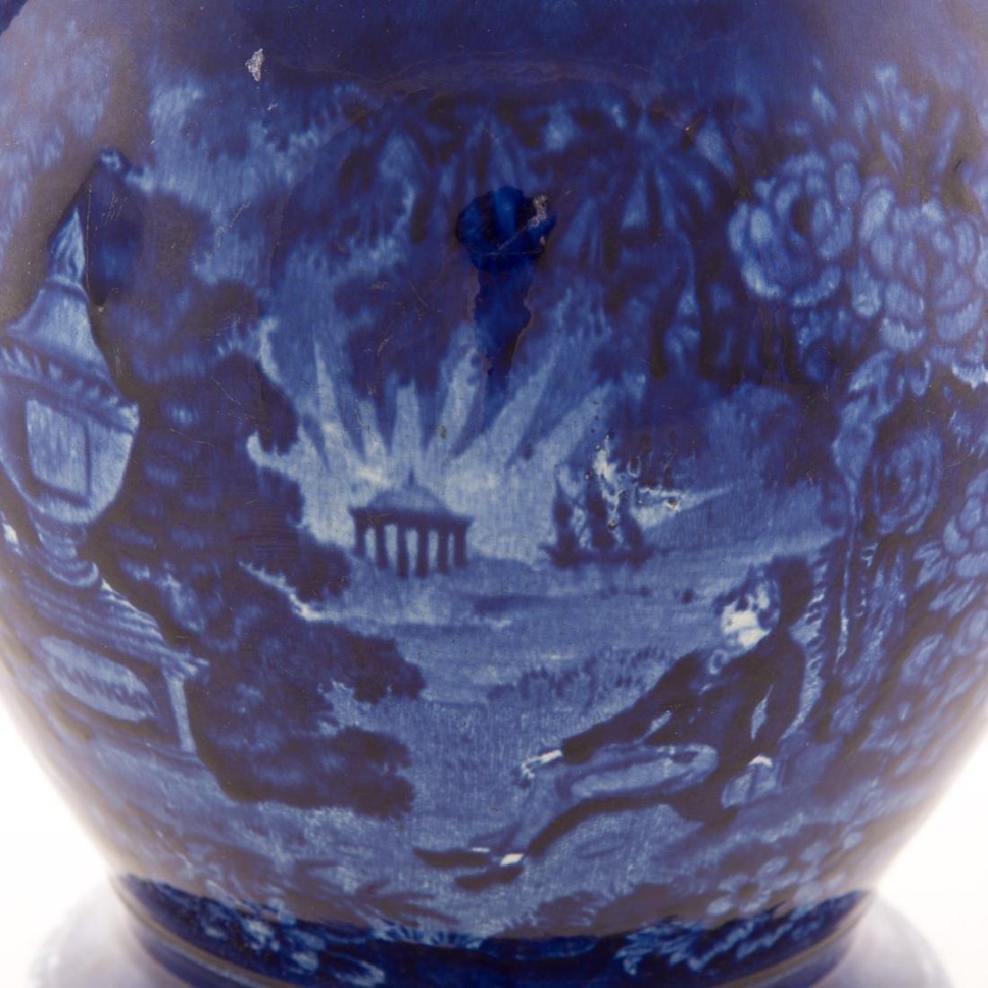 Enoch Woods Staffordshire Lafayette coffee pot - 3