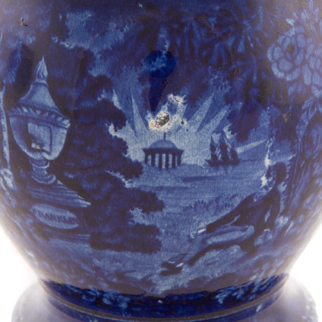 Enoch Woods Staffordshire Lafayette coffee pot - 4