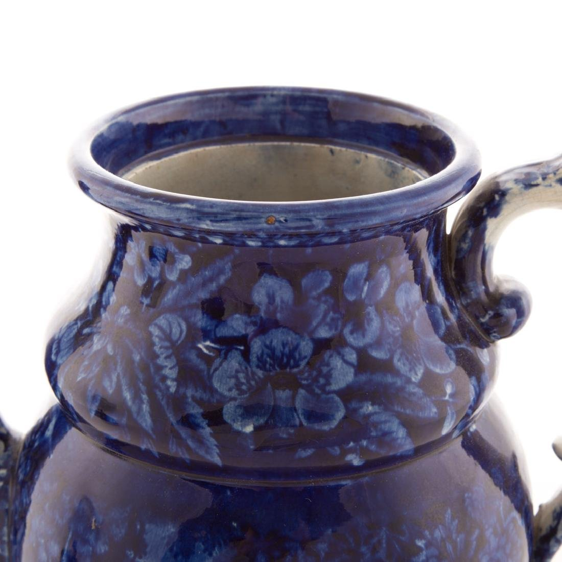 Enoch Woods Staffordshire Lafayette coffee pot - 7