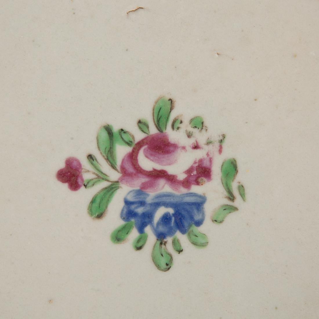 Six Chinese Export porcelain plates - 6