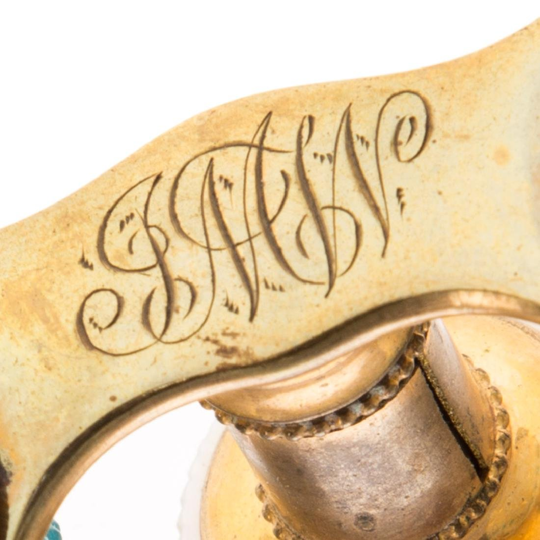 Eight sets of French opera glasses - 7