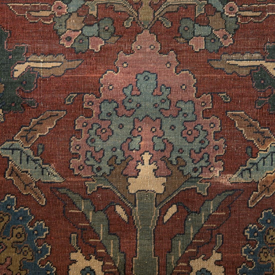 Antique Feraghan Sarouk rug, approx. 4.5 x 6.8 - 4