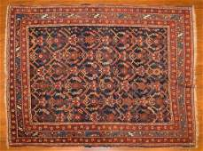 Antique Afshar rug approx 41 x 55