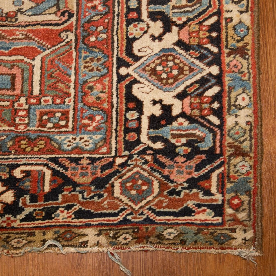 Persian Herez carpet, approx. 8.6 x 12.3 - 2