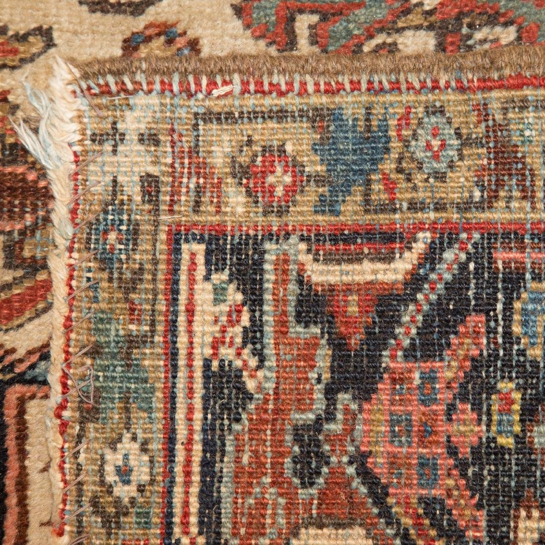 Persian Herez carpet, approx. 8.6 x 12.3 - 3