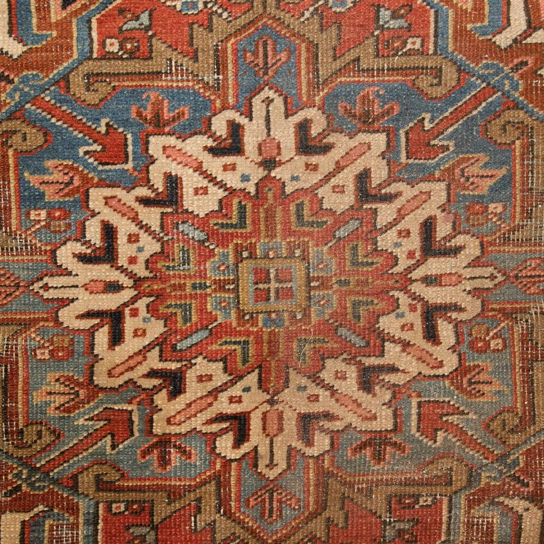 Persian Herez carpet, approx. 8.6 x 12.3 - 5