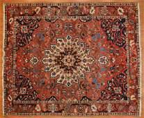 Persian Bahktiari rug, approx. 9.1 x 11