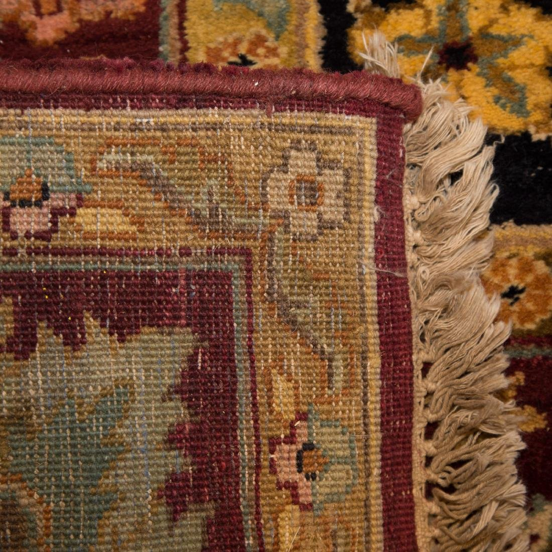 Indo Agra rug, approx. 8 x 10 - 3