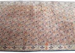 Antique Nichols Chinese carpet, China, circa 1930