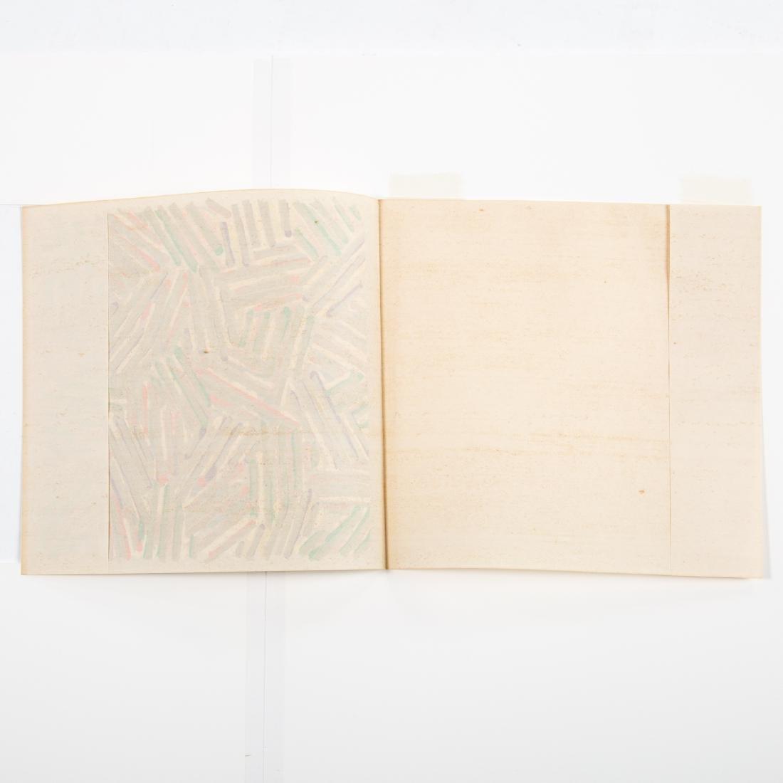 Jasper Johns. Untitled (ULAE 513), serigraph - 4