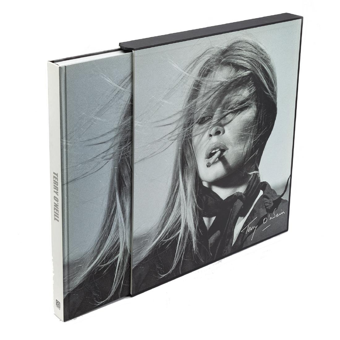 """Terry O'Neill, """"The Opus,"""" book with c-type print"""