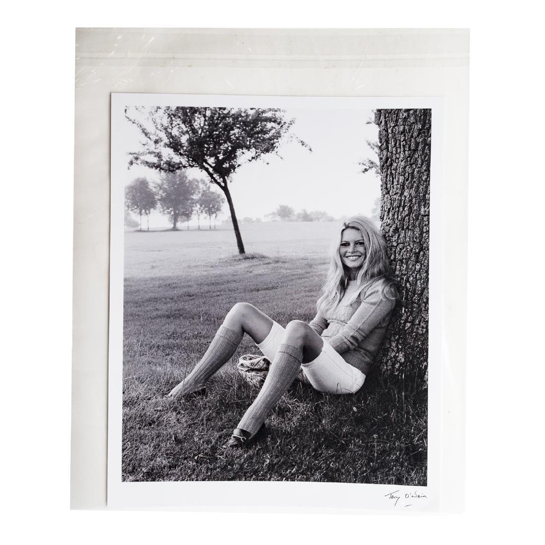 "Terry O'Neill, ""The Opus,"" book with c-type print - 4"
