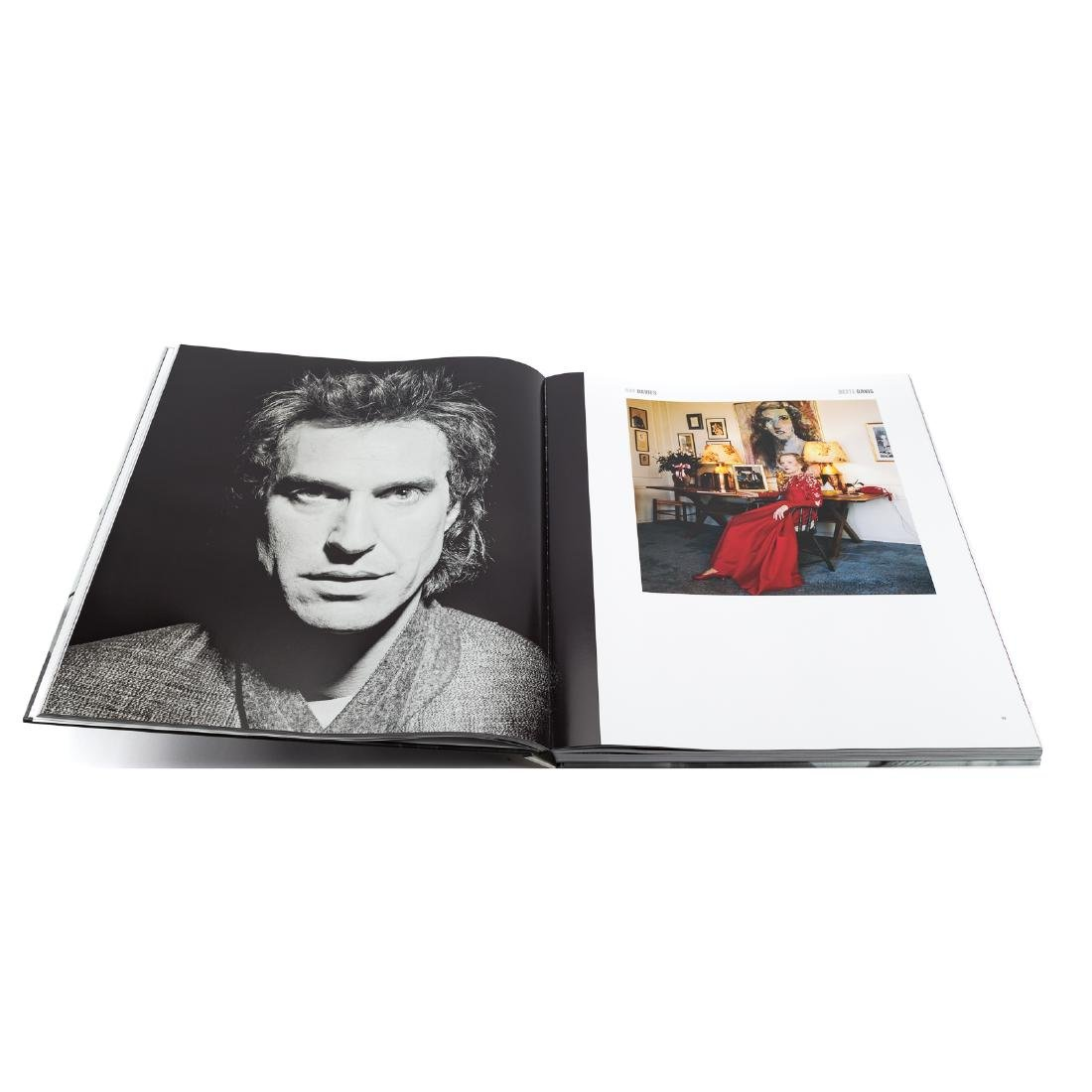 "Terry O'Neill, ""The Opus,"" book with c-type print - 5"