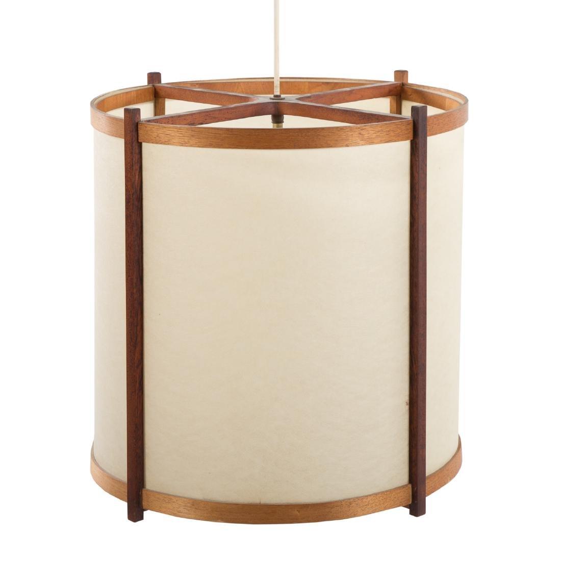 George Nakashima Custom Hanging Lamp