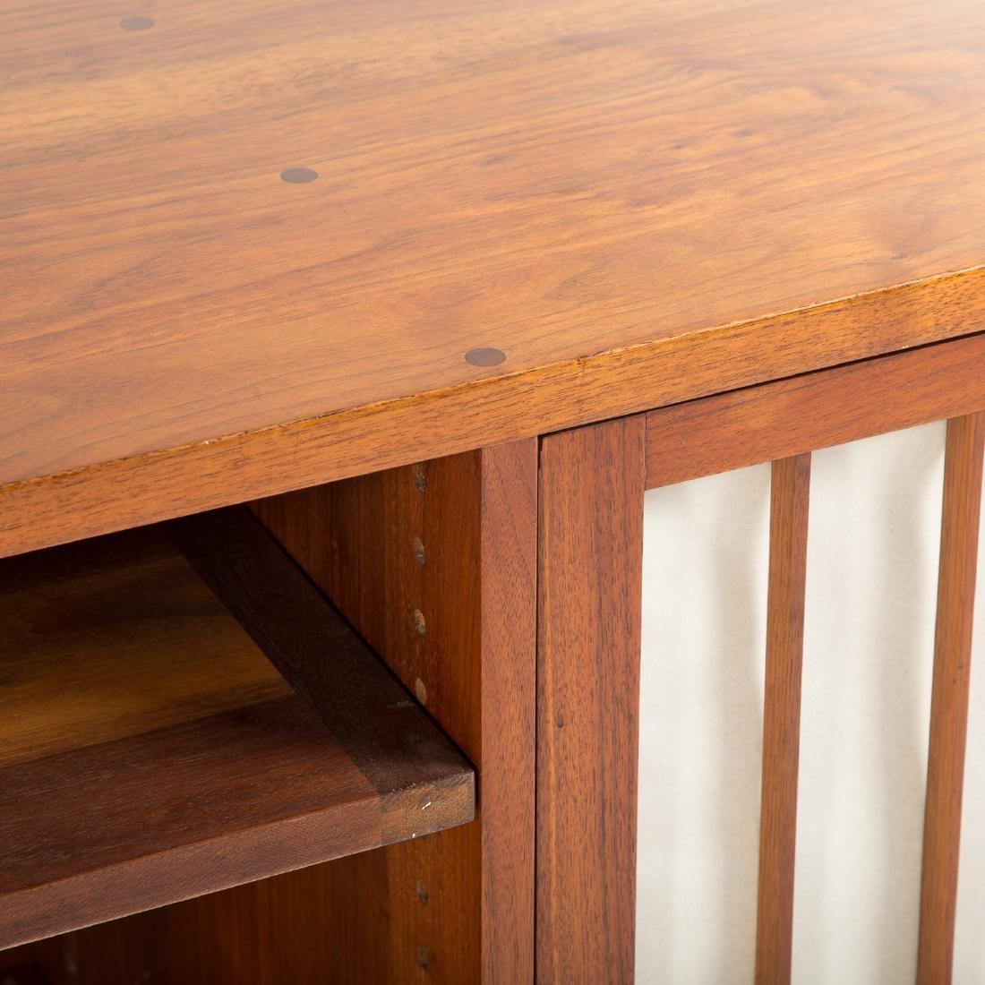 George Nakashima Custom Cabinet - 5