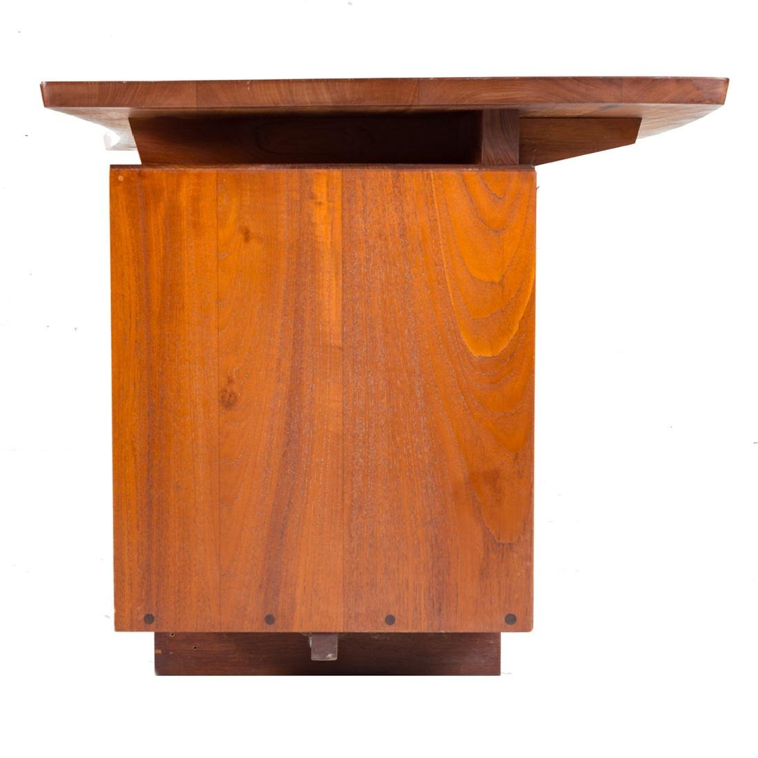 George Nakashima Double Pedestal Desk - 5