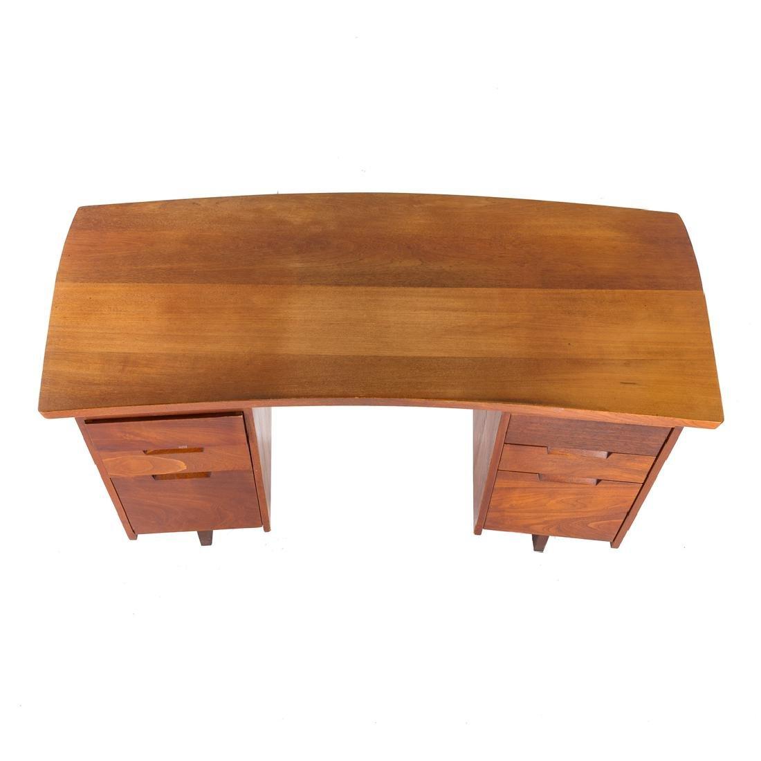 George Nakashima Double Pedestal Desk - 7