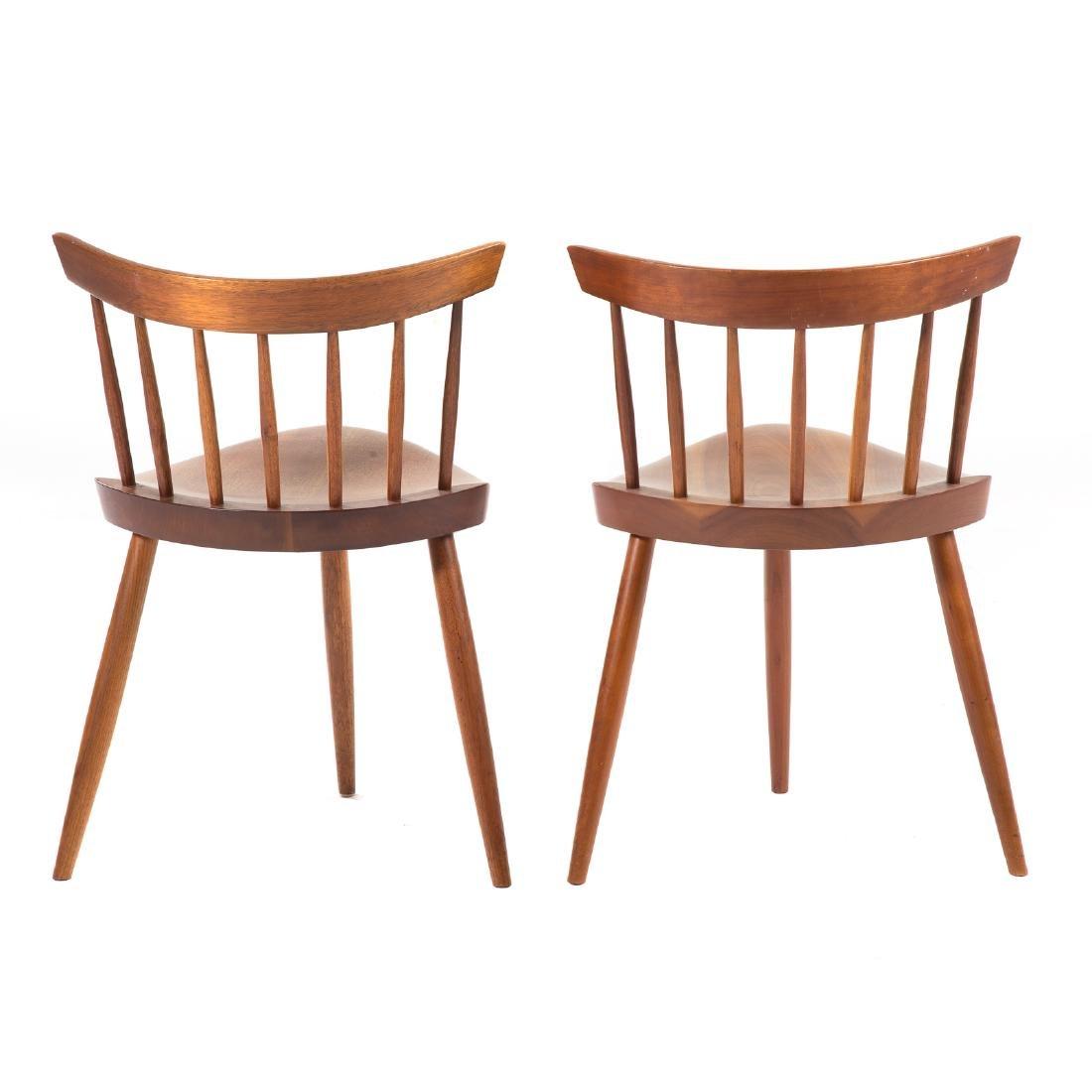 Two George Nakashima Mira Chairs - 3