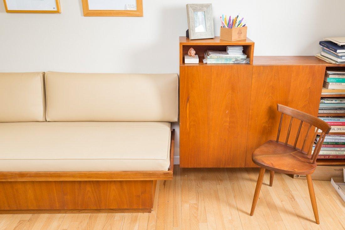 Two George Nakashima Mira Chairs - 9